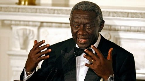 You are currently viewing Be Innovative-Kufuor to Youth
